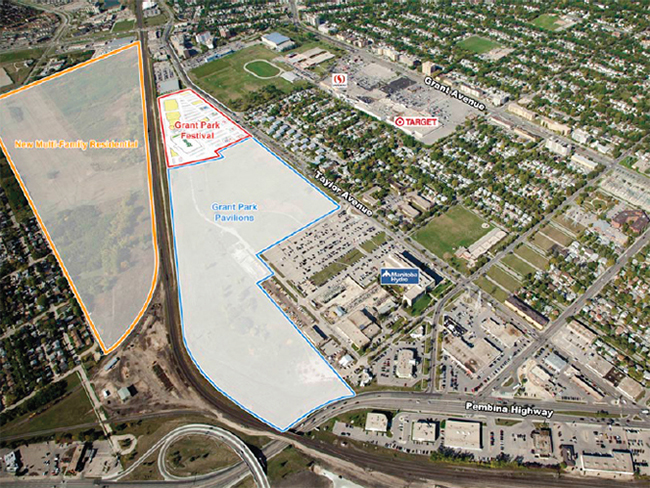 Committee approves plan for Grant Park development